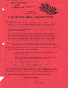 StuckiFamilyNewsletter